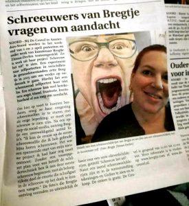 Artikel NHD Amsterdam De Ceuvel