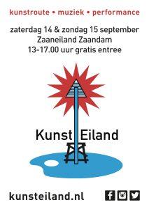 Poster Kunsteiland2019